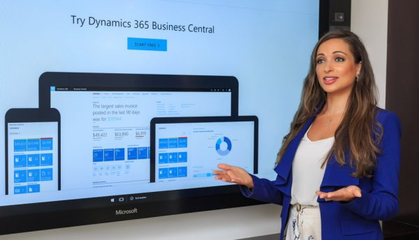 Microsoft launches Dynamics 365 Business Central for SMEs in UAE