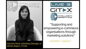Live @ GITEX: Namrata Raina, Marketing Manager of MENA region, ITCAN